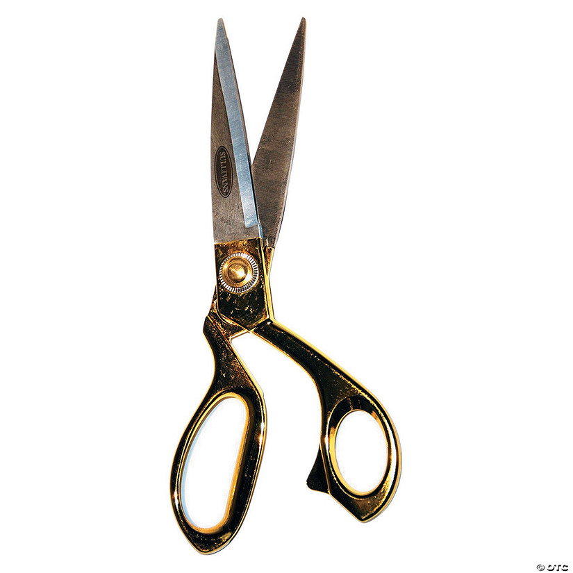 "Sullivans Gold Tailor Scissors 8""- Audio Thumbnail"