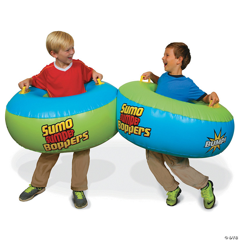 Sumo Bumper Boppers: Set of 2 Audio Thumbnail