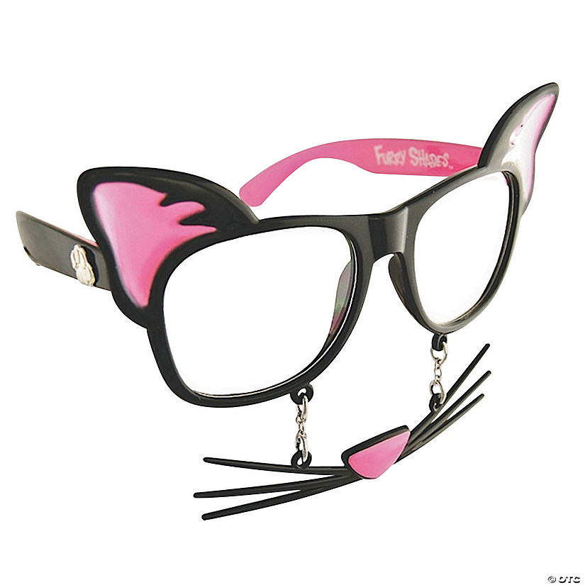 c6f6b143bc71 Sun-Stache Cat Glasses