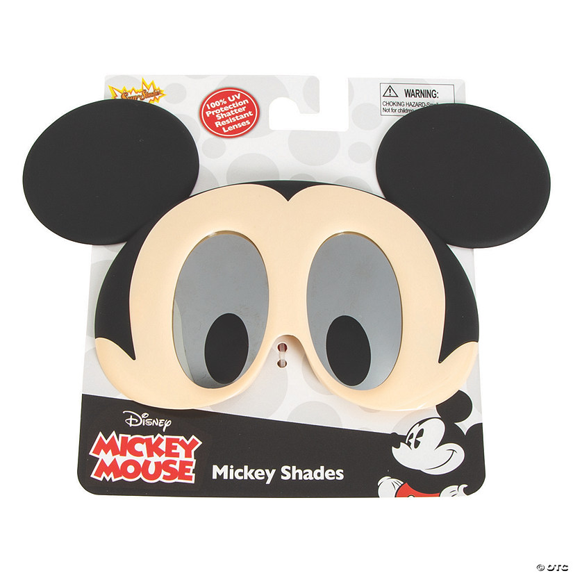 Sun-Staches<sup>&#174;</sup> Mickey Mouse<sup>&#8482;</sup> Sunglasses Audio Thumbnail