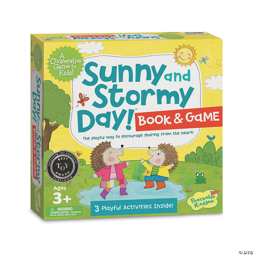 Sunny and Stormy Day Image Thumbnail