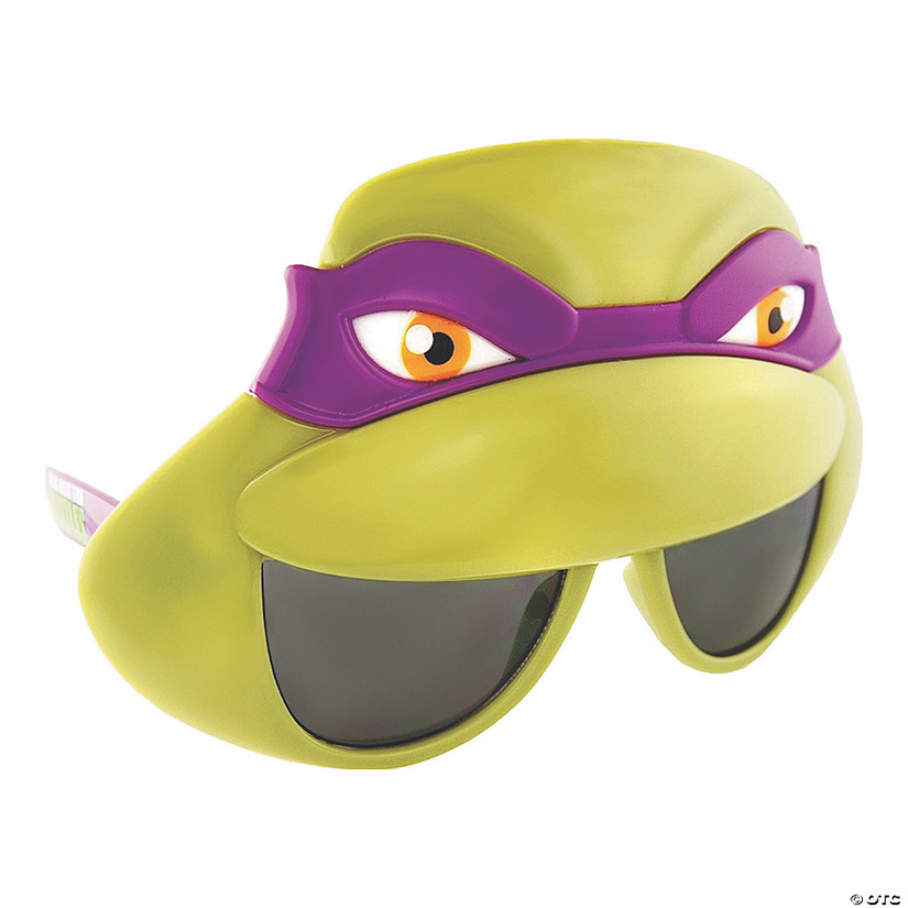 Sunstache Teenage Mutant Ninja Turtles™ Donatello Sunglasses Audio Thumbnail