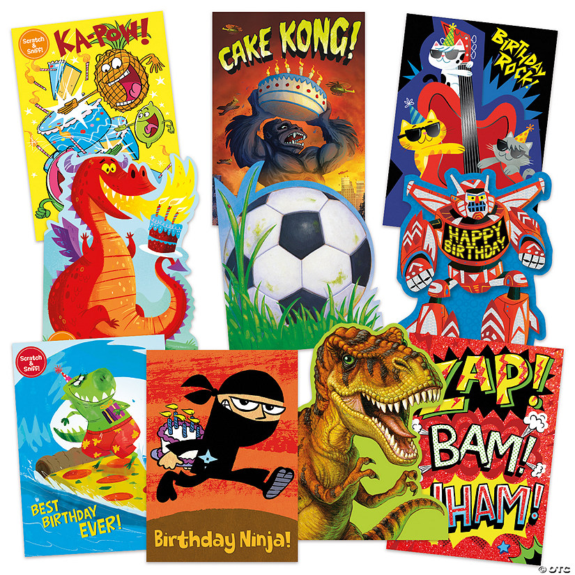 Super Celebrations! 10 Card Assortment Pack Image Thumbnail