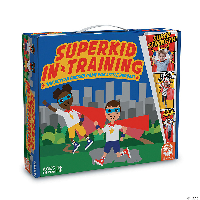 Super Kid in Training Audio Thumbnail
