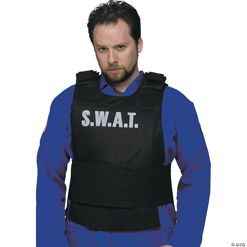 Swat Vest Halloween Costume for Men Audio Thumbnail