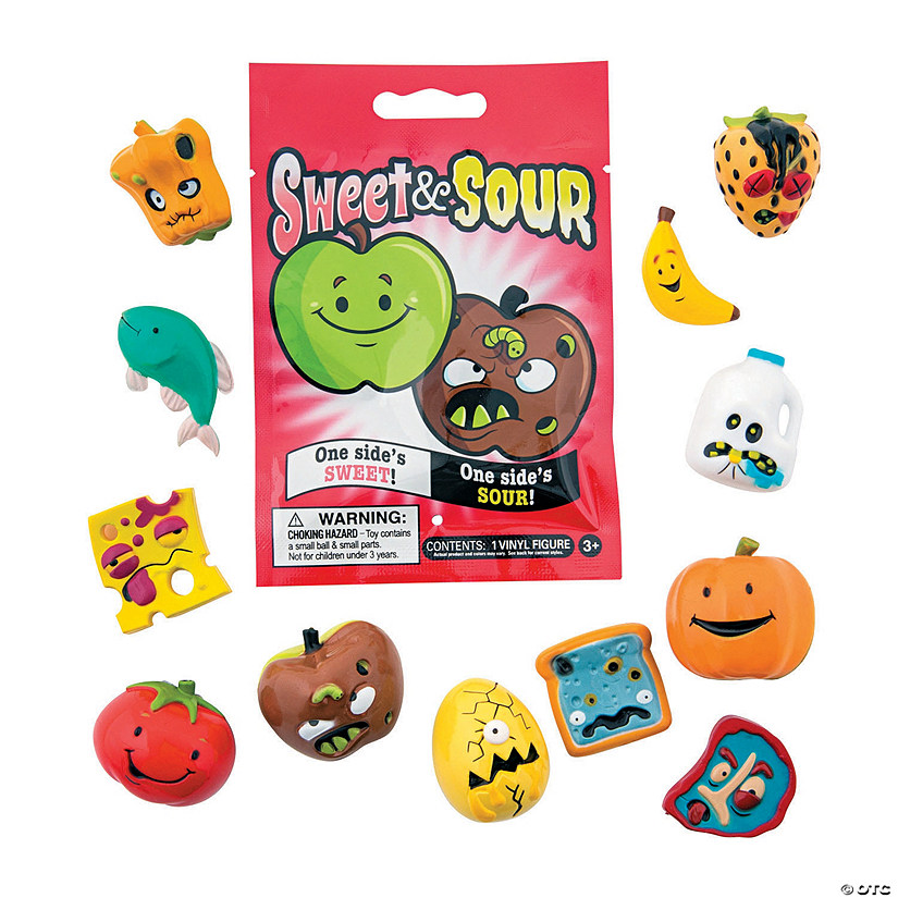 Sweet & Sour Food Character Blind Bags Audio Thumbnail