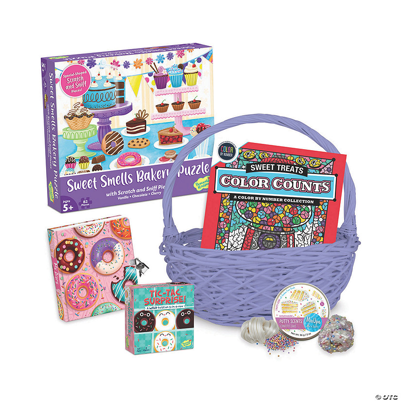 Sweet Treats Easter Basket: Ages 5 - 6 Audio Thumbnail