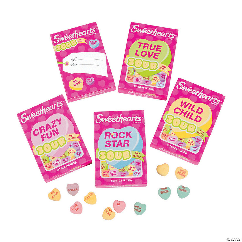 Sweethearts® Valentine Tart Hard Candy