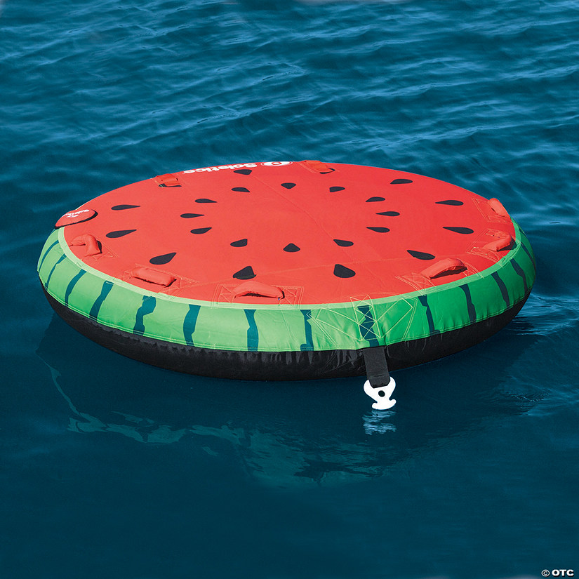 Swimline<sup>&#174;</sup> Inflatable Watermelon Pool Float Towable Audio Thumbnail