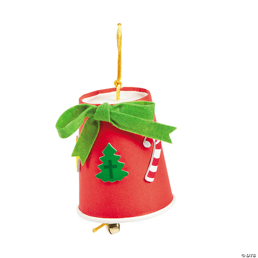 Symbols Of Christmas Bell Craft Kit Discontinued