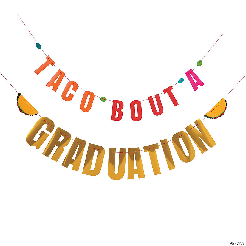 Taco About A Graduation Garland Audio Thumbnail