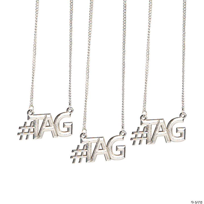 #Tag Necklaces Audio Thumbnail