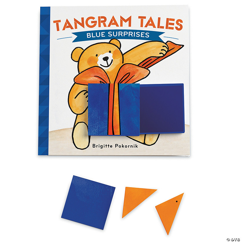Tangram Tales: Blue Surprises Audio Thumbnail