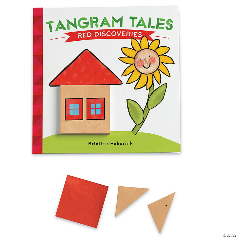 Tangram Tales: Red Discoveries Image Thumbnail