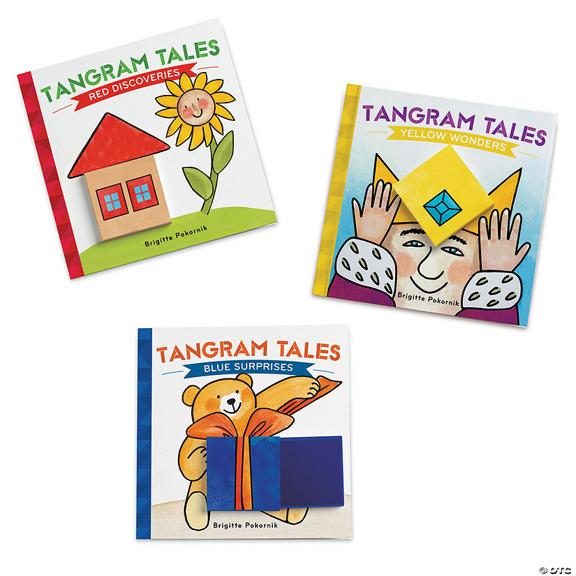 Tangram Tales: Set of 3 Audio Thumbnail