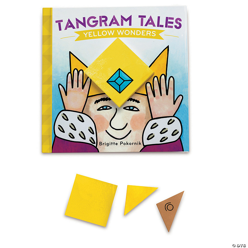 Tangram Tales: Yellow Wonders Audio Thumbnail