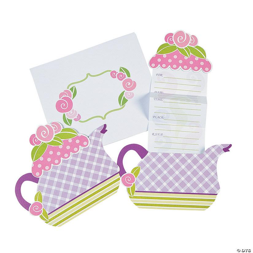 tea party invitations discontinued