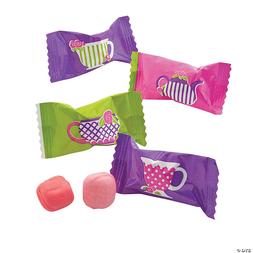 Tea Party Sweet Creams Hard Candy