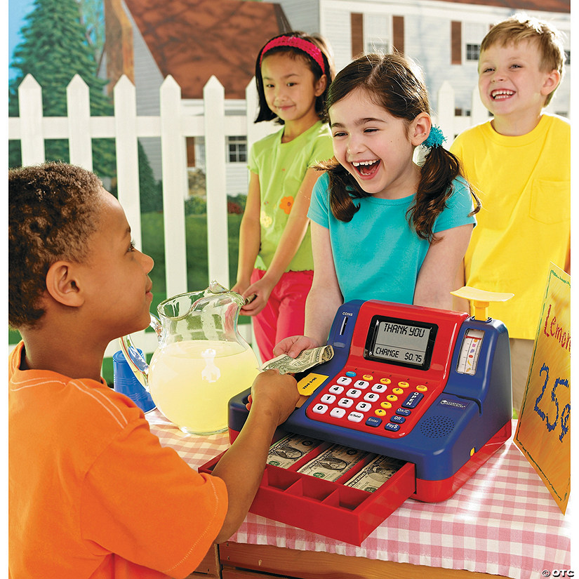 Teaching Talking Cash Register Image Thumbnail