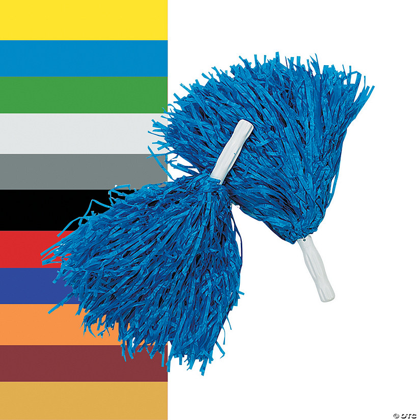 Team Spirit Pom-Poms - 12 Pc. Audio Thumbnail