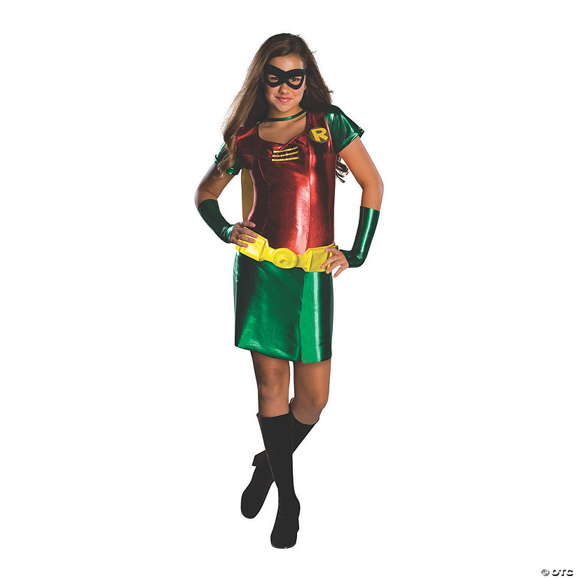 Teen Girl's Robin Tween Costume  Audio Thumbnail