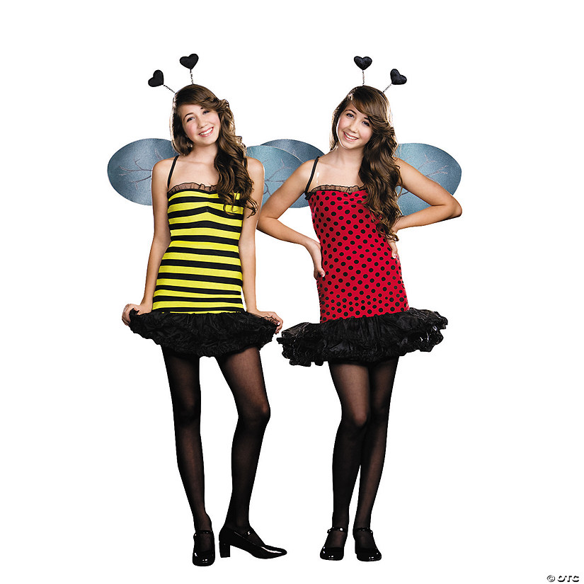 Teen Girl's Buggin' Out Costume