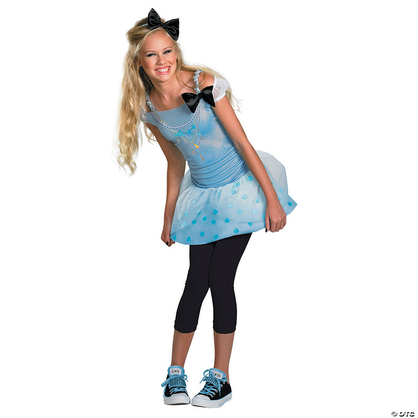 Teen Girl's Cinderella Costume