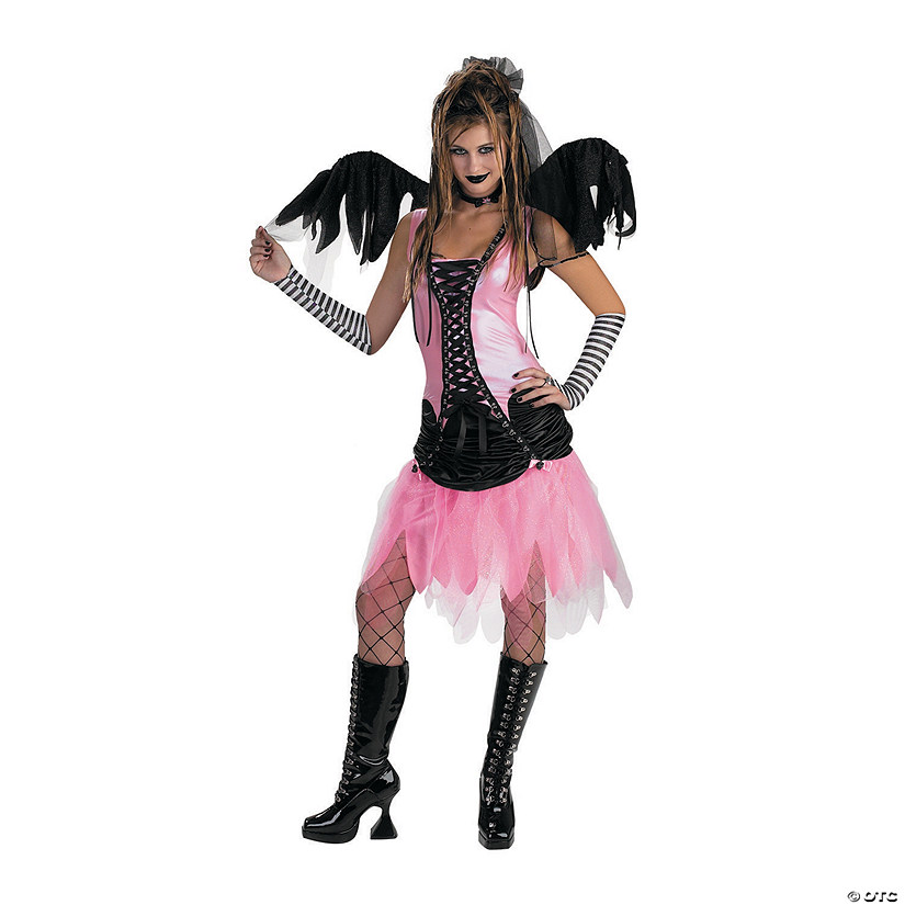 Teen Girl's Graveyard Fairy Costume