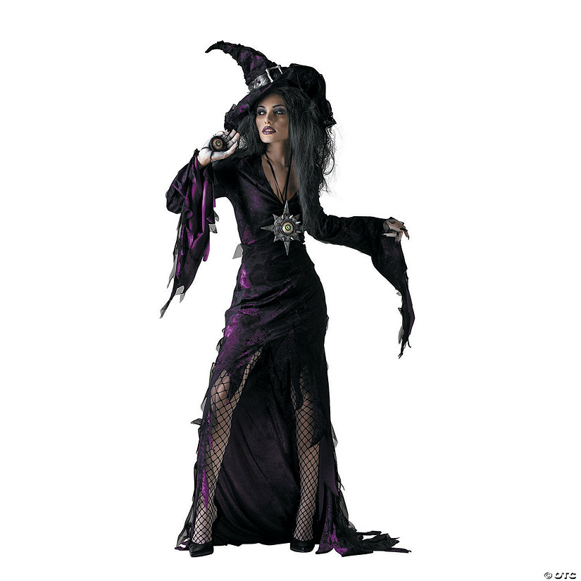 Teen Girl's Junior Sorceress Witch Costume