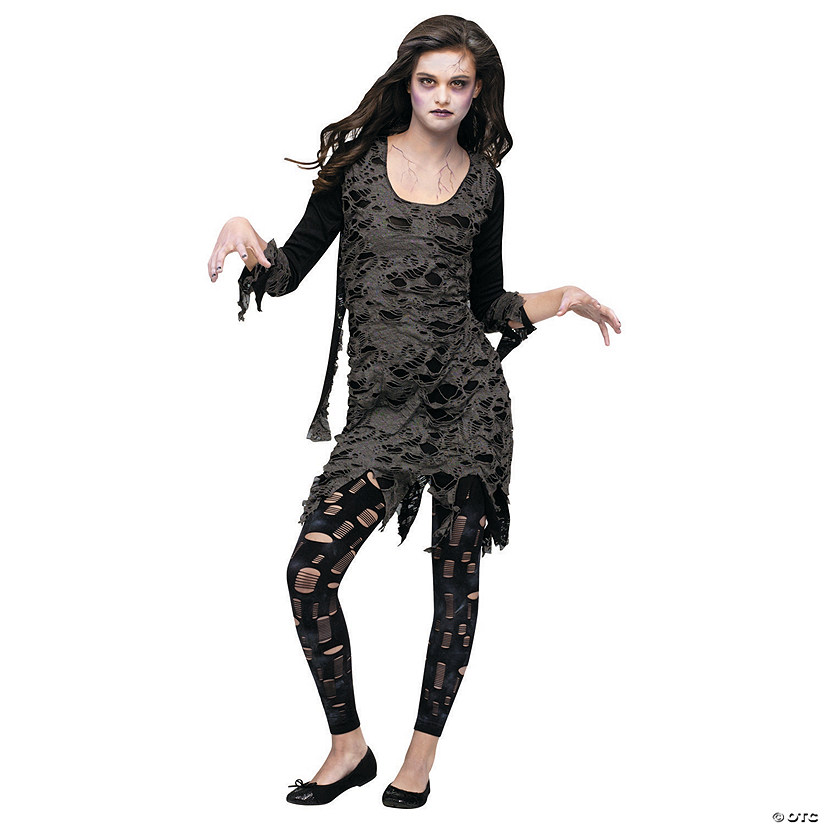 Teen Girl's Living Dead Costume