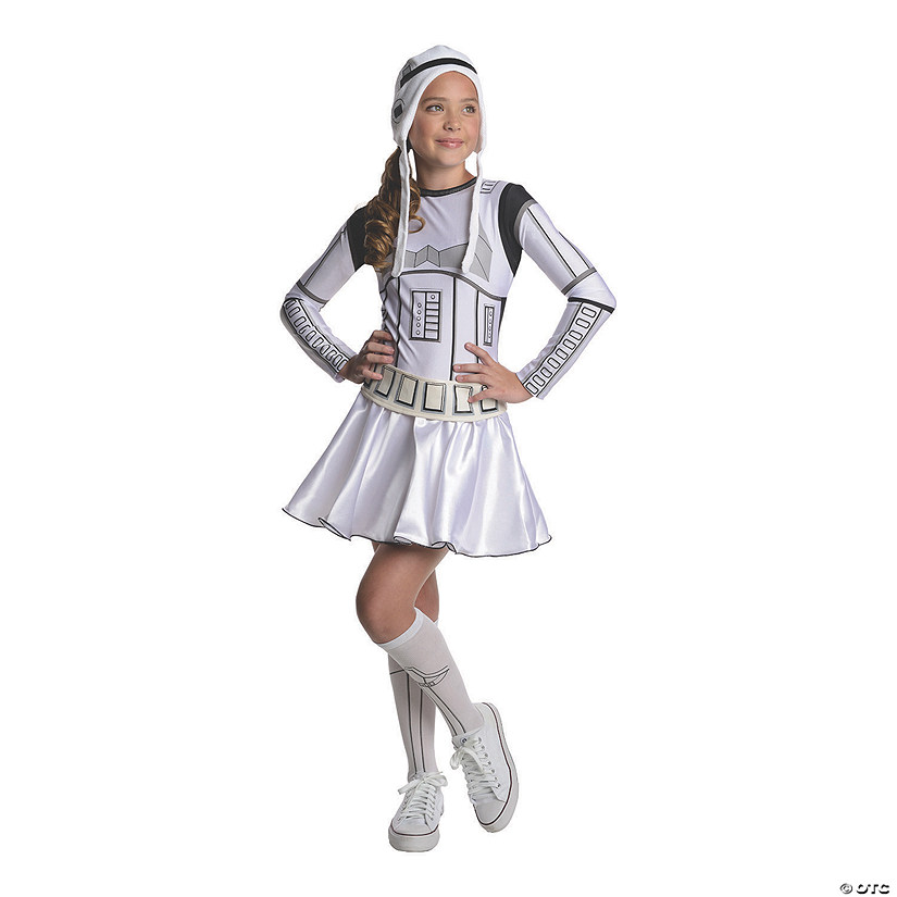 Teen Girl's Stormtrooper Costume Audio Thumbnail