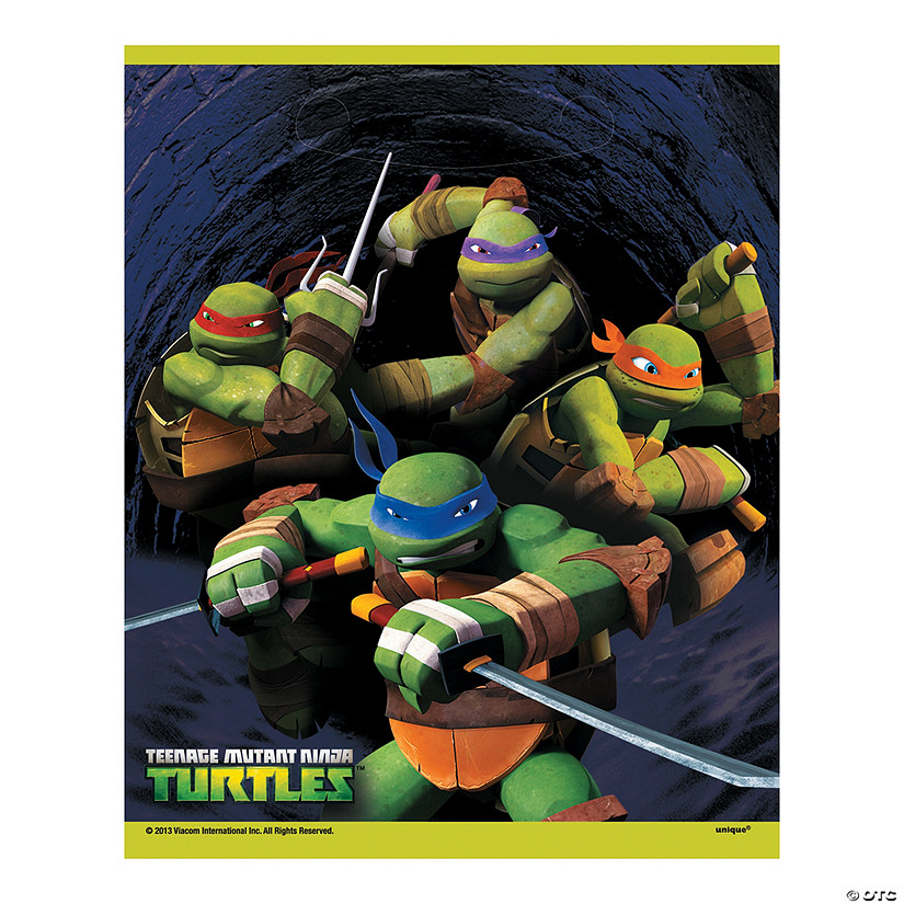 Teenage Mutant Ninja Turtles Goody Bags Audio Thumbnail