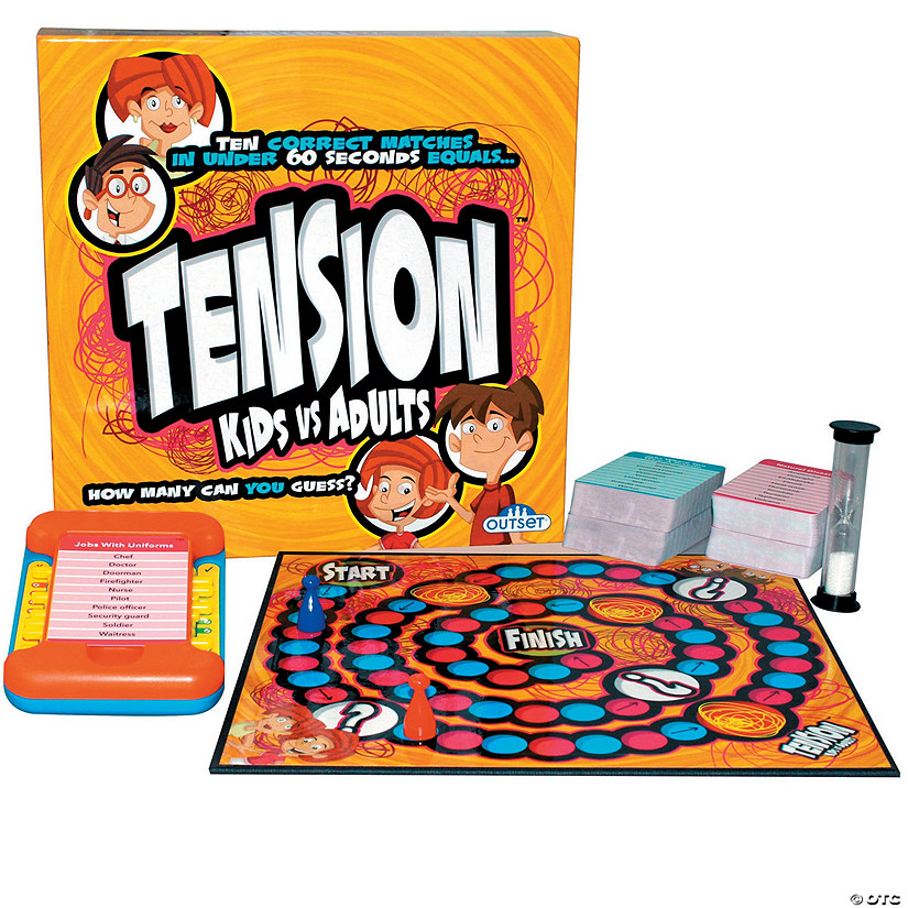 Tension Game: Kids vs. Adults Audio Thumbnail