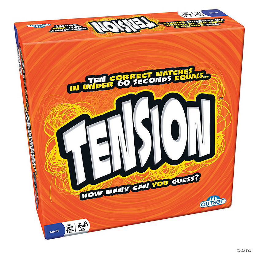 Tension Party Game Audio Thumbnail