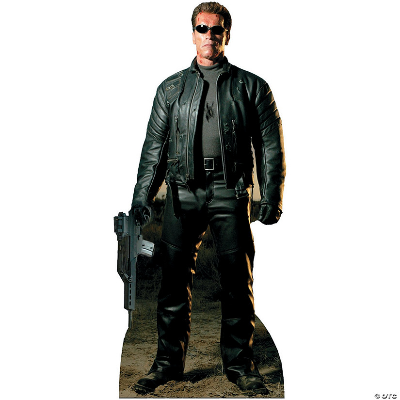 220043342e3 Terminator - T3 Cardboard Stand-Up - Discontinued