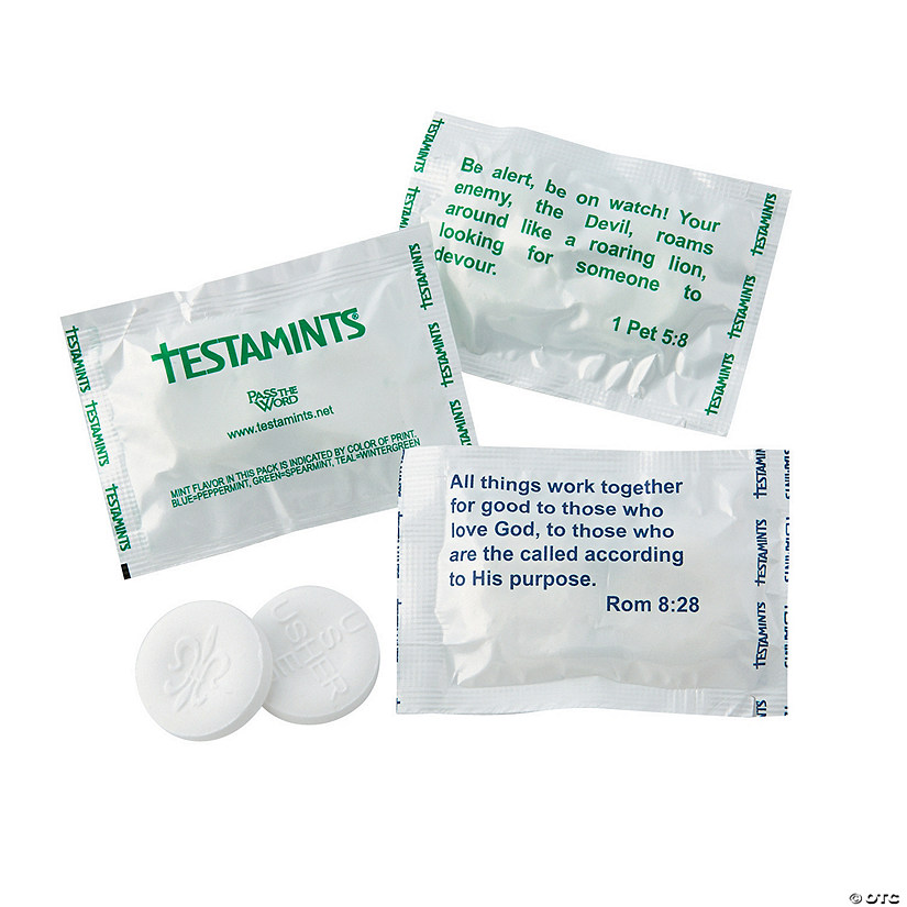 Testamints™ Mint Candy Audio Thumbnail