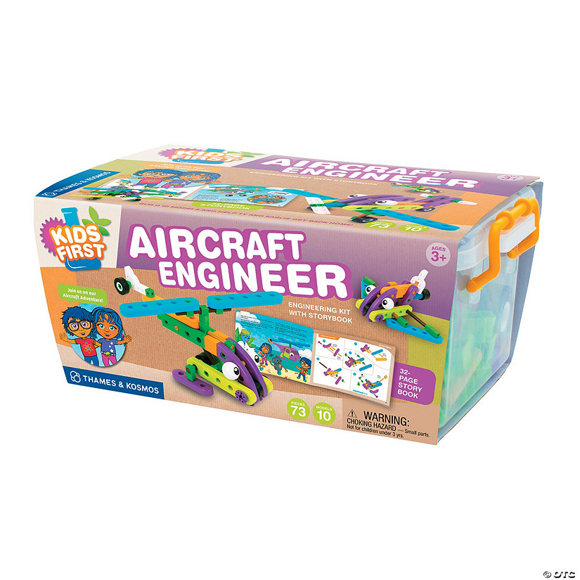 Thames & Kosmos Kids First Aircraft Engineer
