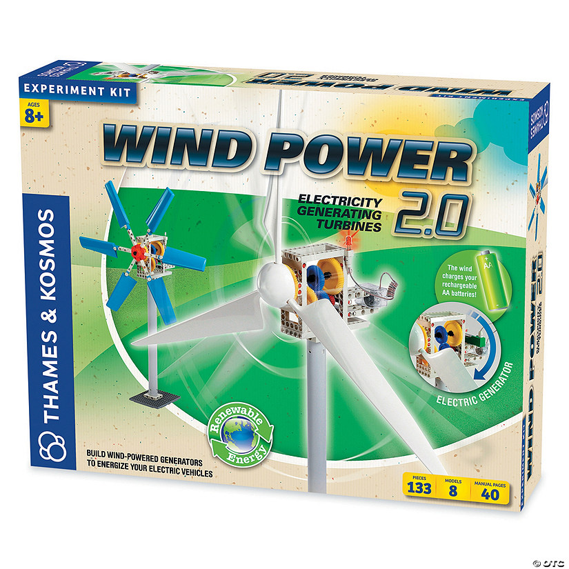Thames & Kosmos Wind Power 2.0 Audio Thumbnail