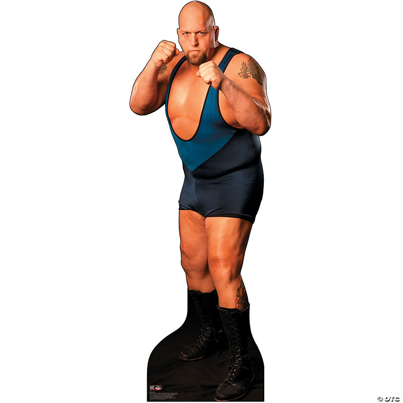 The Big Show - WWE Cardboard Stand-Up Audio Thumbnail