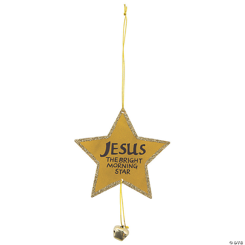 The Bright Morning Star Ornaments
