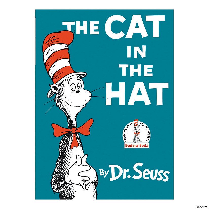 The Cat in the Hat Book, Hardcover