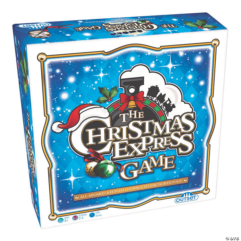 The Christmas Express Game Audio Thumbnail