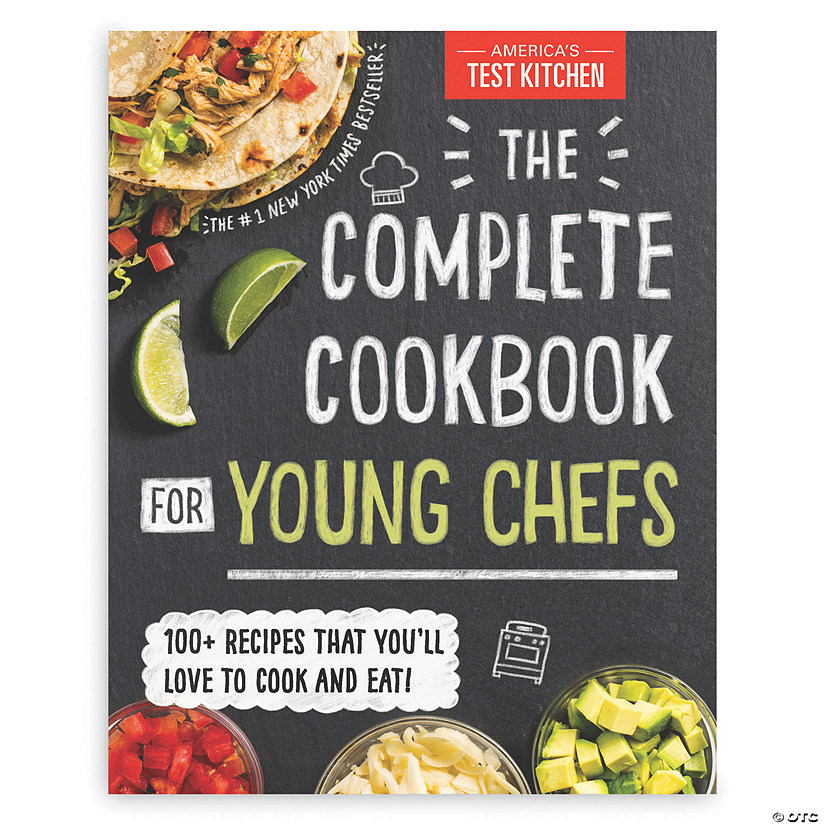 The Complete Cookbook for Young Chefs Image Thumbnail