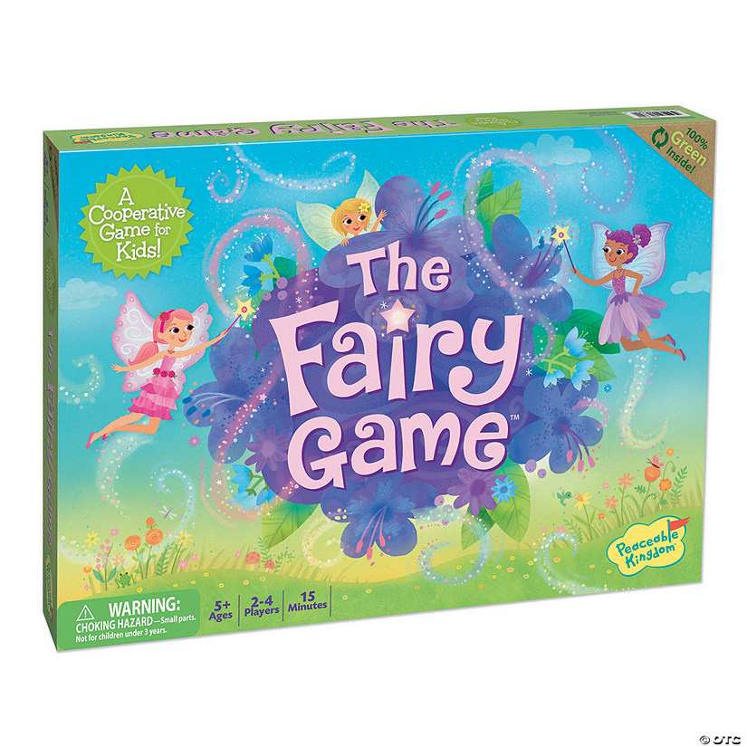The Fairy Game Audio Thumbnail