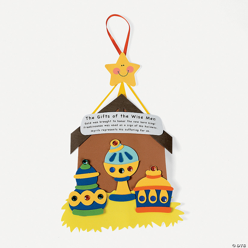 """The Gifts of the Wise Men"" Legend Craft Kit"