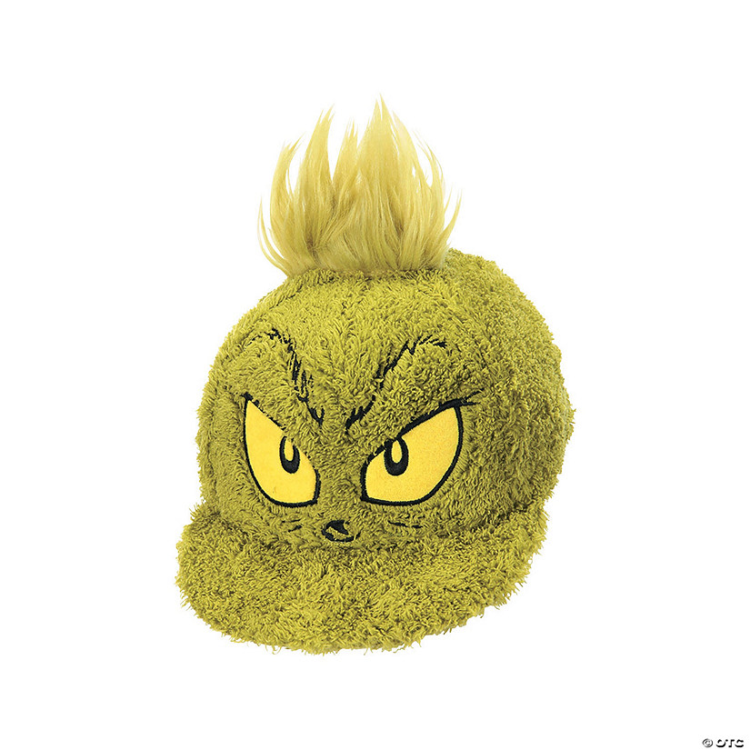 365082981ccfe The Grinch Fuzzy Cap