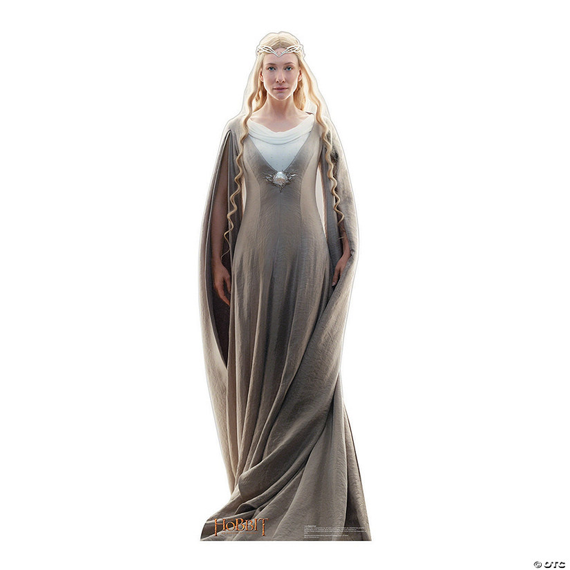 The Hobbit: Galadriel Cardboard Stand-Up