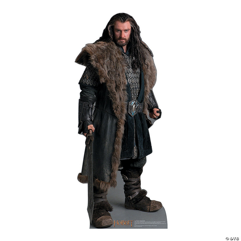 The Hobbit: Thorin Oakenshield Cardboard Stand-Up