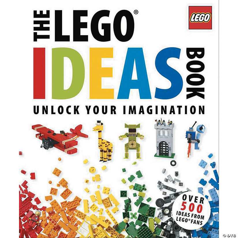 The Lego Ideas Book Audio Thumbnail