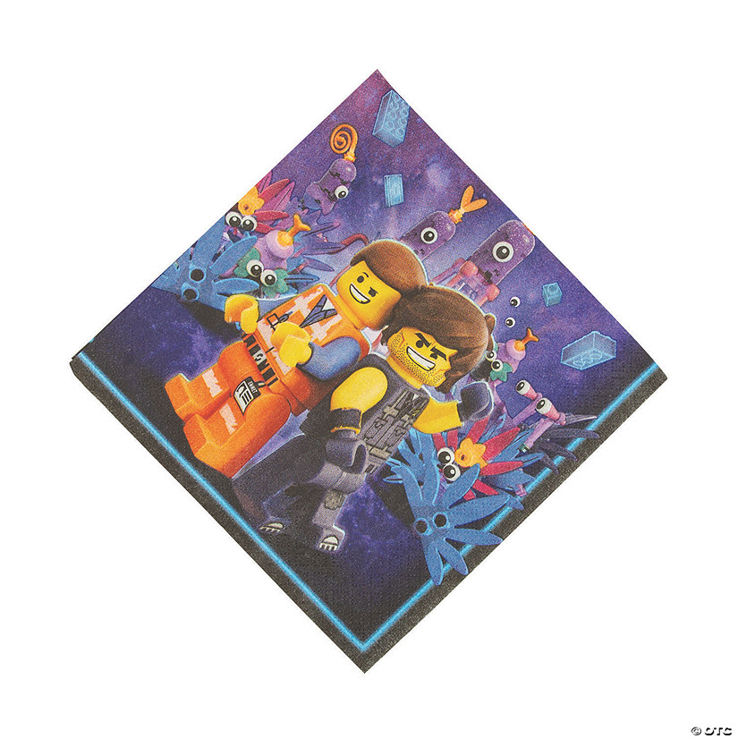 The LEGO Movie 2: The Second Act<sup>&#174;</sup> Luncheon Napkins